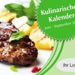 kreatyv - Kulinarischer Kalender DIN A6
