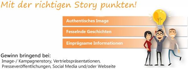 kreatyv-Slider Storytelling