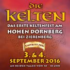Keltenfest 2016 auf dem Hohen Dörnberg