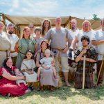 Keltenfest: Treveromagos Gruppenbild