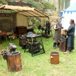 Keltenfest: Schmiede Hemeln