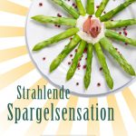 "Spargel-Flyer ""Spargelsensation"""