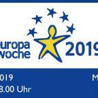 Europatag 2019 in Baunatal, kreatyv organisiert
